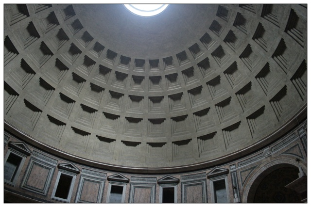 The Pantheon, Roma.