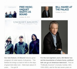 WEXT Bill Maher